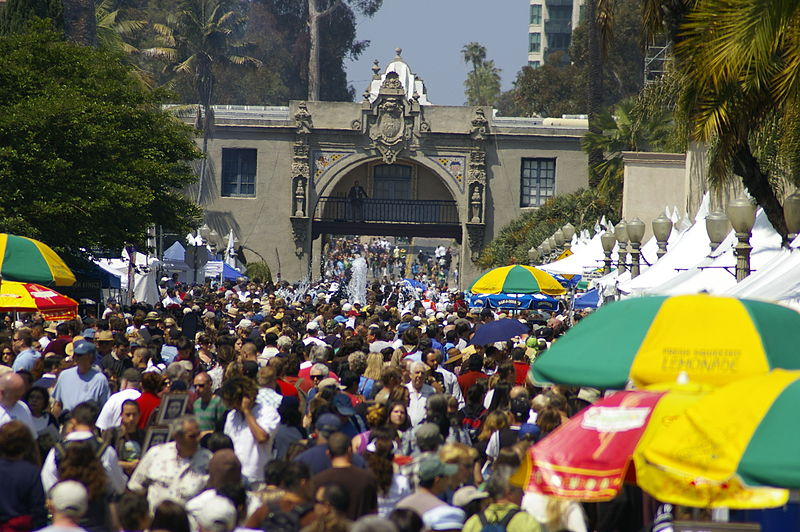 Earth Day - Balboa Park