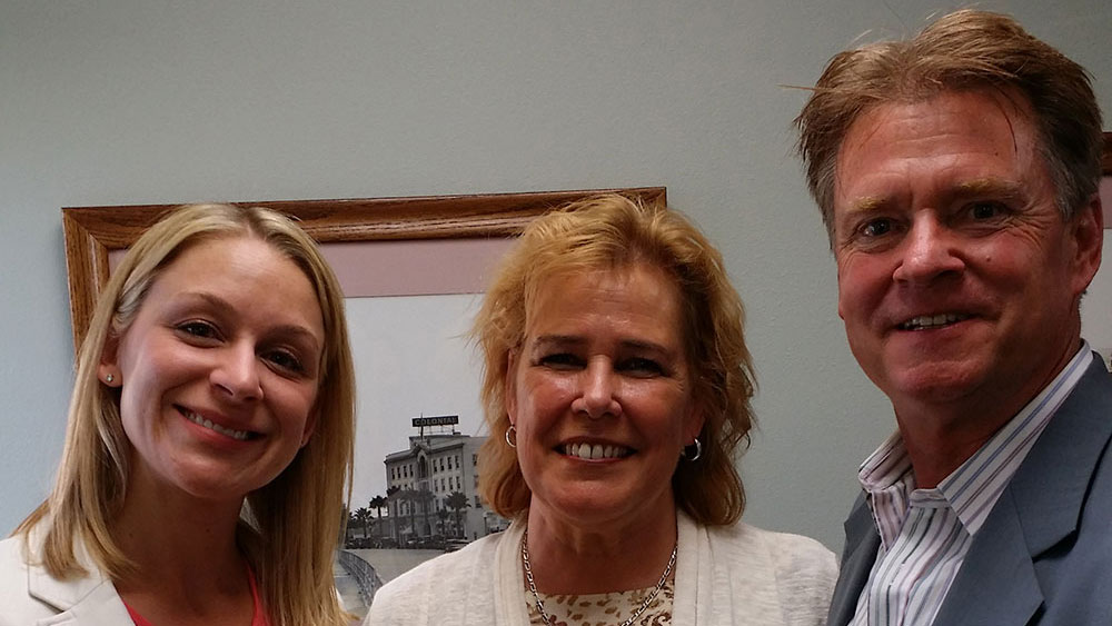 Newcomers San Diego Ambassadors